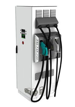 Экспресс зарядная станция (45 кВт)