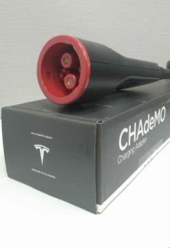 Адаптер CHAdeMO для Tesla Model S/X