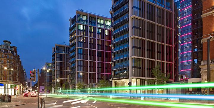 Коммерческая недвижимость представляет собой офисные помещения под ключ Зорге